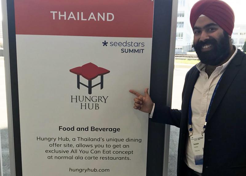 ทำความรู้จัก Hungry Hub