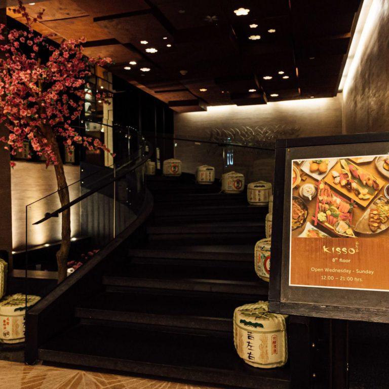 บุฟเฟ่ต์โรงแรม คิสโสะ @ เดอะเวสทิน แกรนด์ สุขุมวิท
